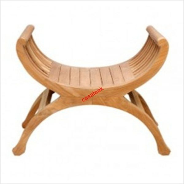 Teak Kartini shoe bench