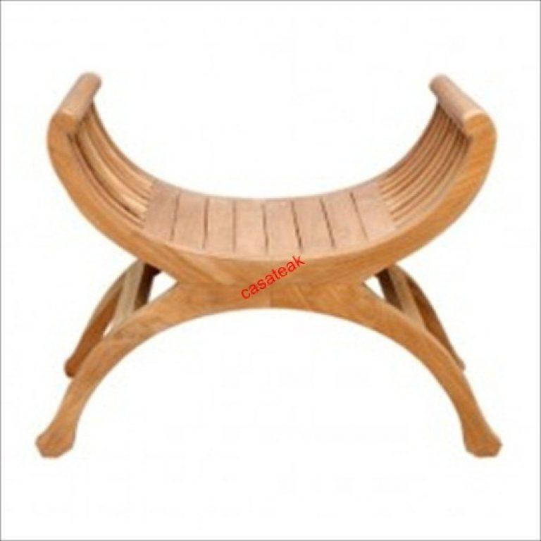 Teak Kartini shoe bench