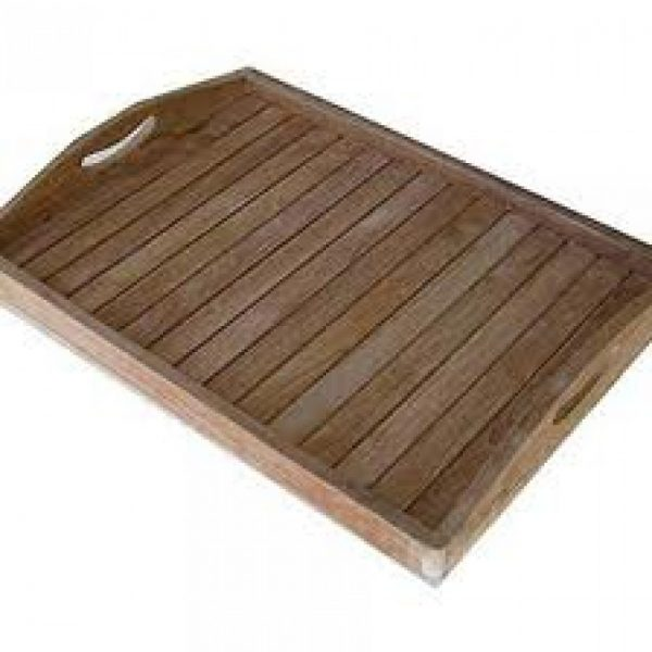 tray teak wood