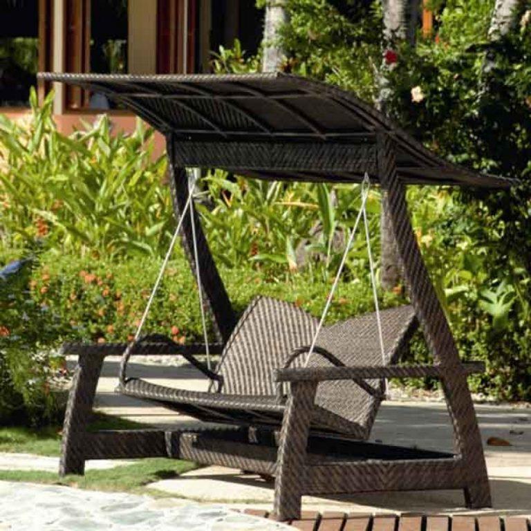 Garden swing, outdoor swing
