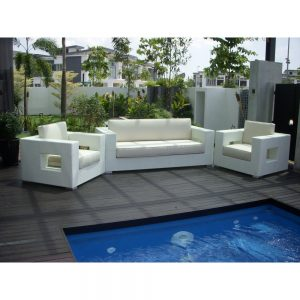 wicker sofa, outdoor wicker sofa set in PJ