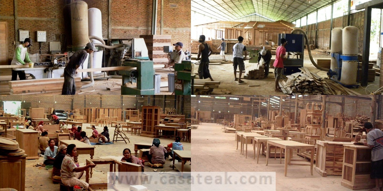OUR FACTORY Teak Factories