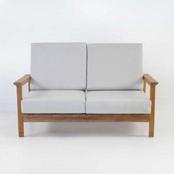 teak wood sofa, outdoor wooden sofa in KL