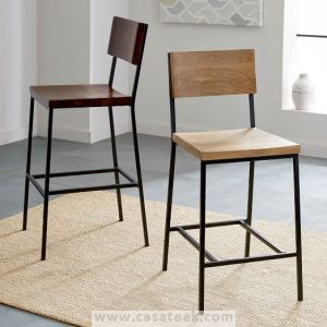 metal Bar chair, commercial furniture Malaysia