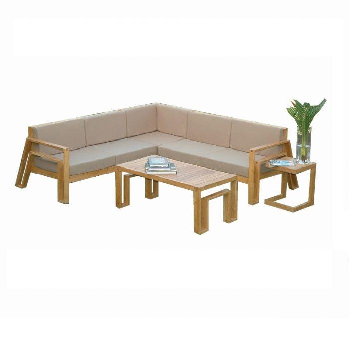 Garden Sofa L Shape