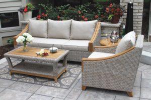 Casa wicker sofa set in ShahAlam Malaysia