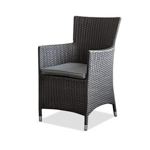 Wicker trinity arm chair in Putrajaya, outdoor furniture in Putrajaya