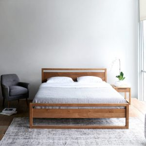 modular wooden bed in Malaysia