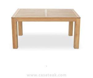 Casa teak table in Malaysia