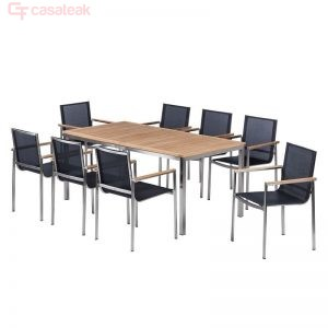 Rectangular Dining Table, Chaise Dining table