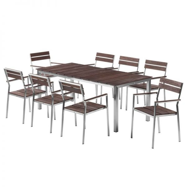mesa dining table, Teak Outdoor Dining Table