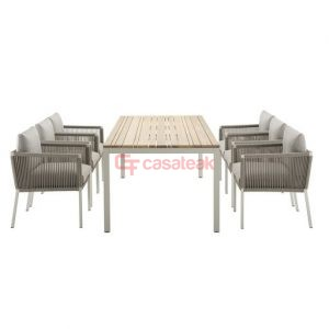 Rope Outdoor Dining Set