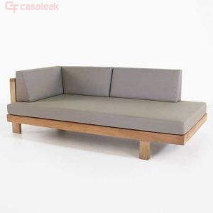 Teak wood Sofa 3 seater