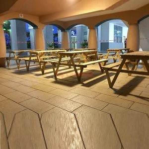 eak wood Picnic Tables Malaysia