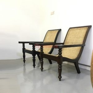 Plantation chair teak-wood