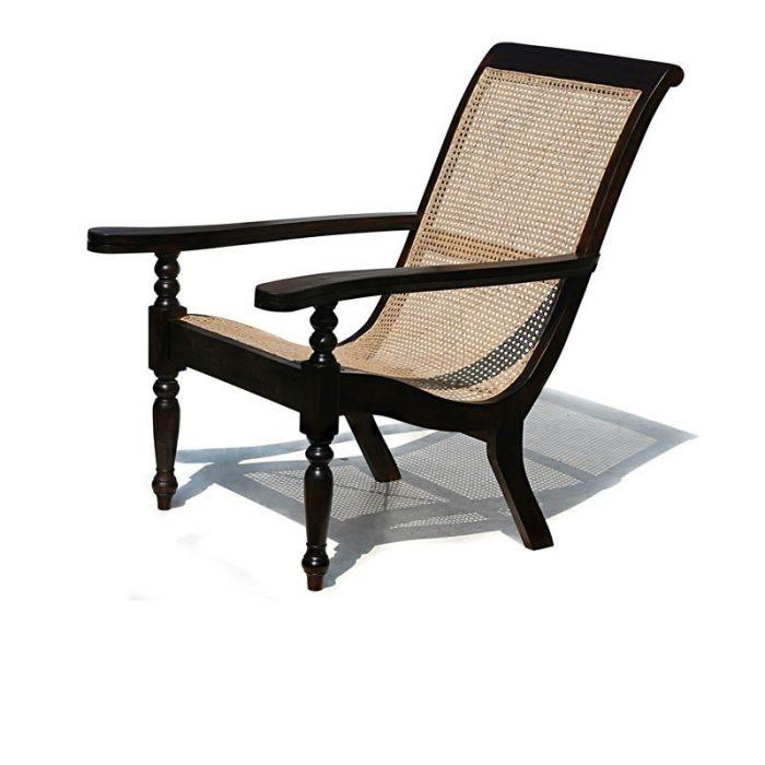 Planters chair teak-wood