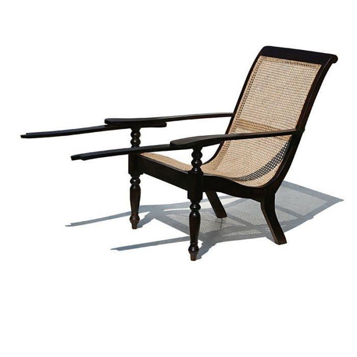 Plantation chair teak-wood