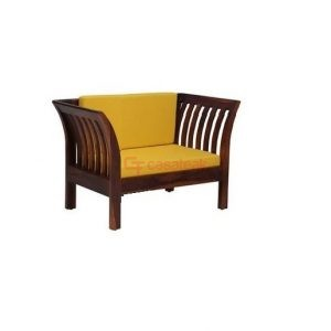 Teak Sofa Single Seat