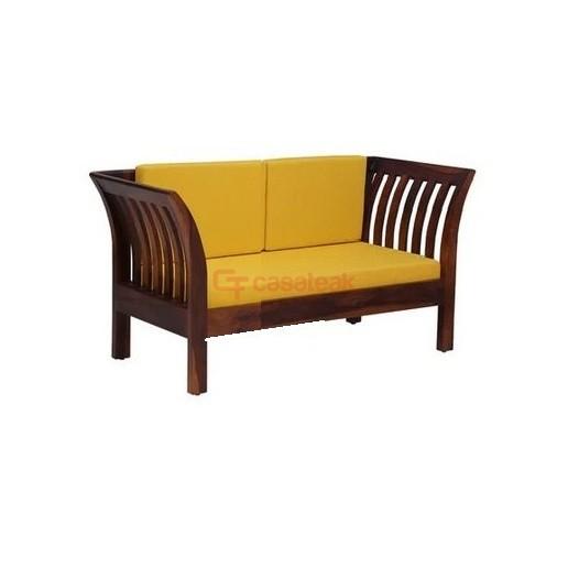 Teak Sofa 2 Seater