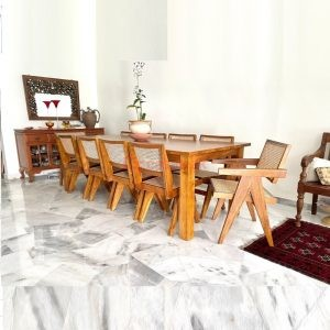 Rattan Cane Dining Set