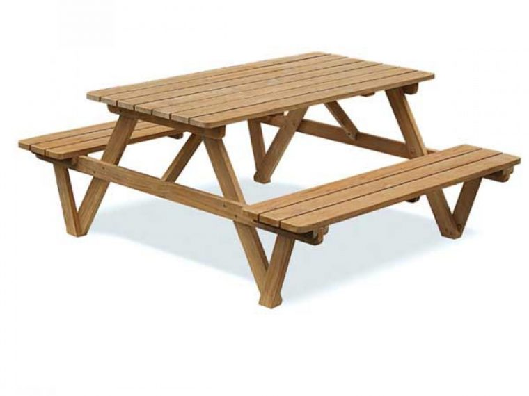 Picnie table, garden table with benches
